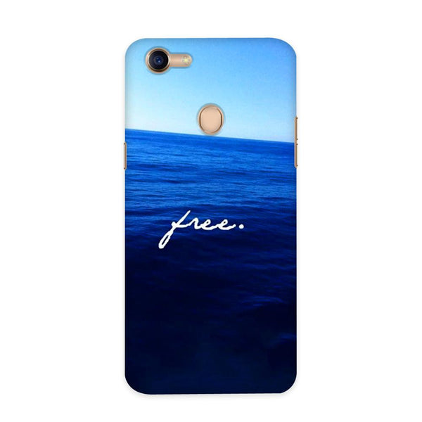 Be Free Case for Oppo F5