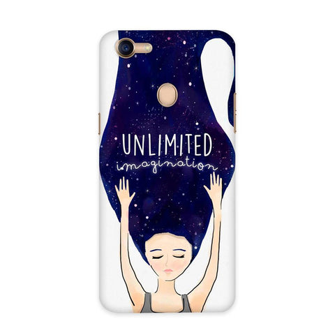 Unlimited Case for Oppo F5