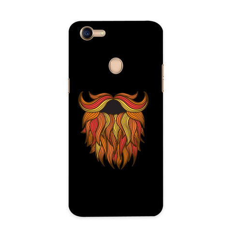 Beard Love Case for Oppo F5