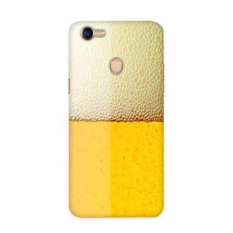 Beer Yellow Case for Oppo F5