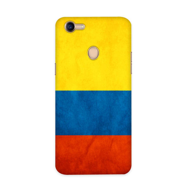 Yellowbound Case for Oppo F5