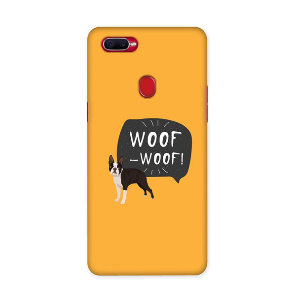 Woof Case for Oppo F9