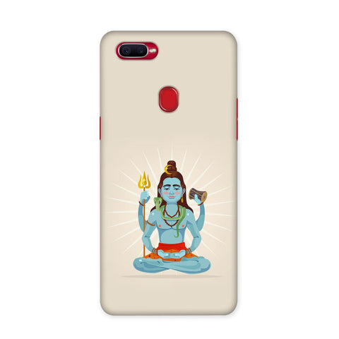 The Shiva Case for Oppo F9 Pro