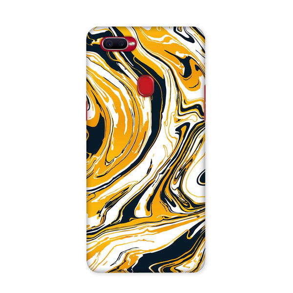 Yellow Ciroco Case for Oppo F9