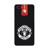 Manchester United Black Case for Oppo F9 Pro