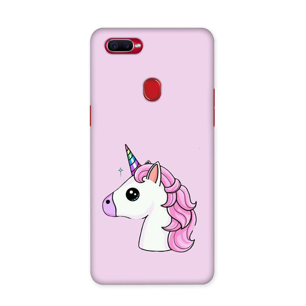 Unicorn Pink Case for Oppo F9 Pro