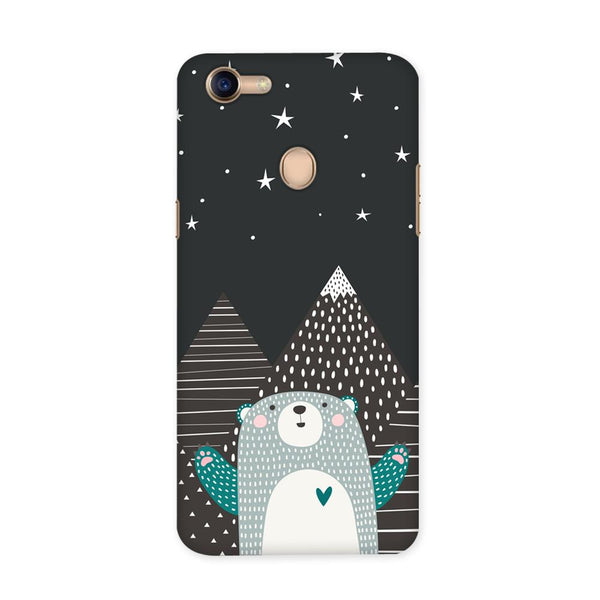 Bear Under The Stars Case for Oppo F5