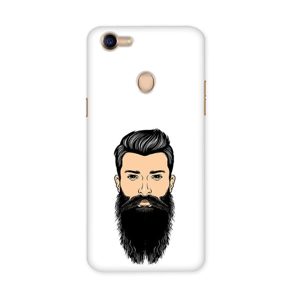 Beardo Case for Oppo F5
