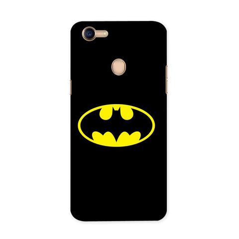 Batman Logo Case for Oppo F5
