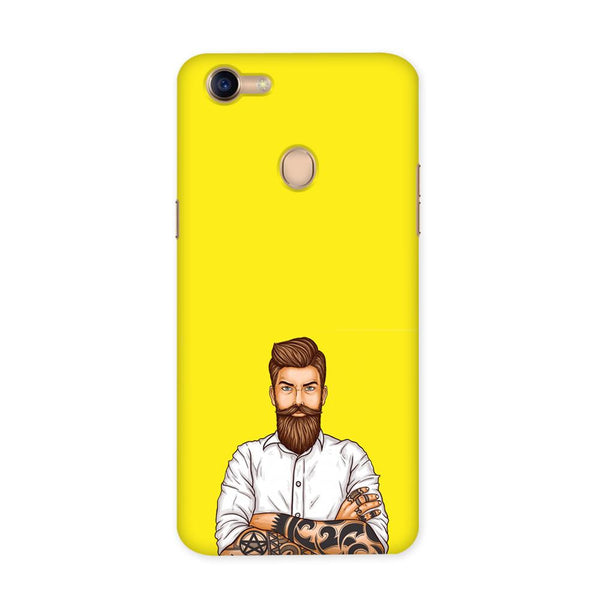 Beardo Cosmo Case for Oppo F5