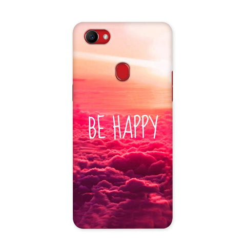 Be Happy Case for Oppo F7