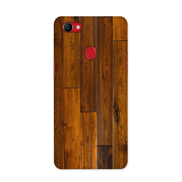 Oldwood Textured Case for Oppo F7