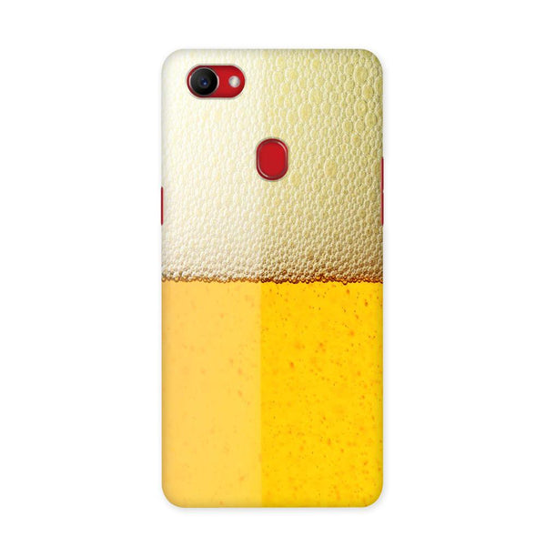 Beer Yellow Case for Oppo F7