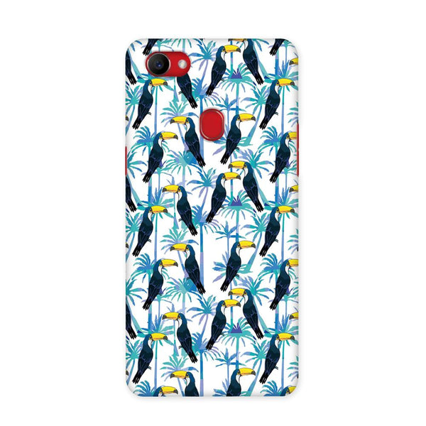 Birds in Tropical Case for Oppo F7