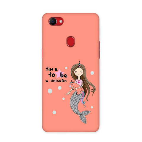 Be A Unicorn Case for Oppo F7