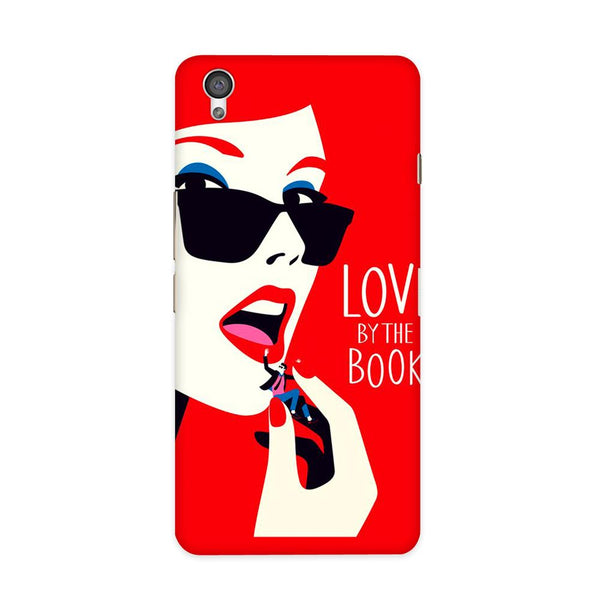 Love By The Book Case for OnePlus X