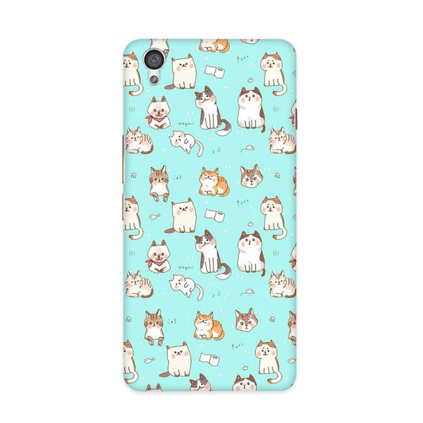 My Kitty Case for OnePlus X