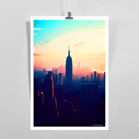 Go Travel Art Print