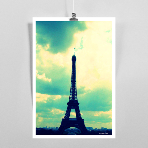 French Love Art Print