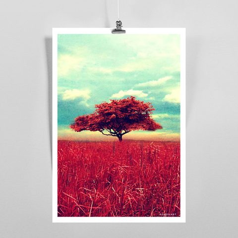 Summerfield Art Print