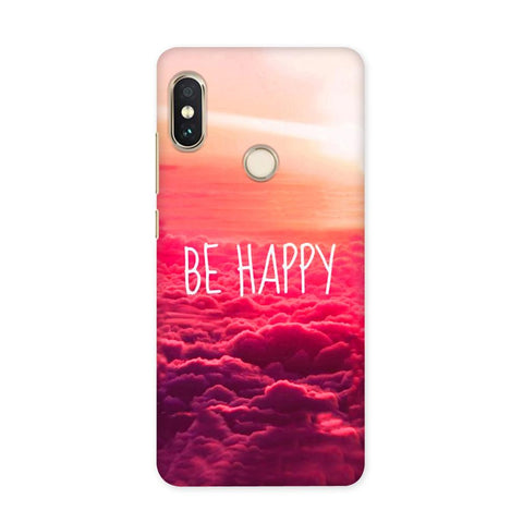 Be Happy Case for Redmi 5 Pro