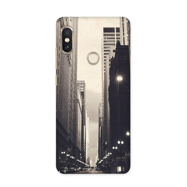 Old City Case for Redmi 5 Pro