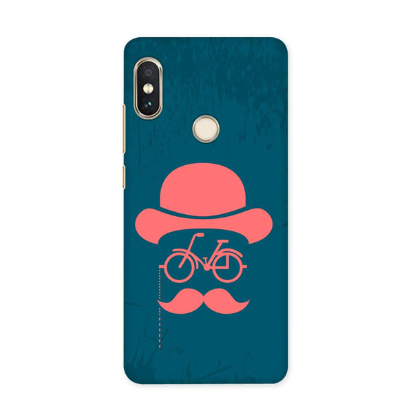 Hipster Blue Case for Redmi 5 Pro