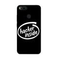 Hacker Inside Case for Redmi 5x