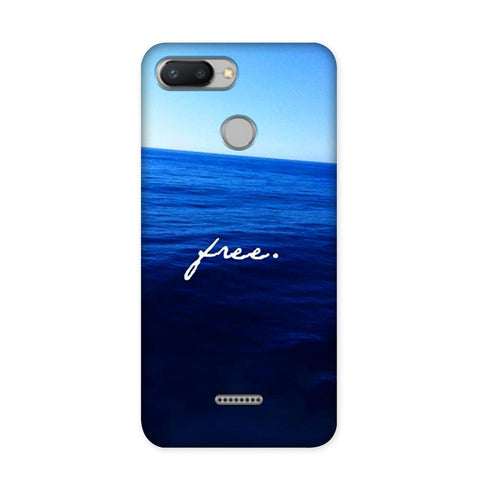 Be Free Case for Redmi 6