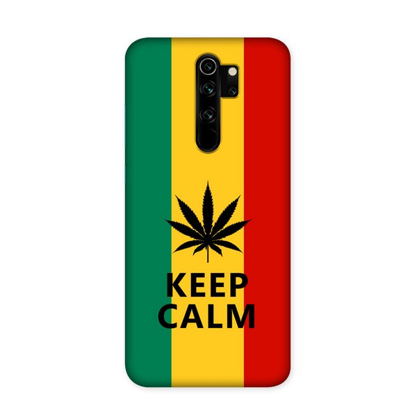 Keep Calm Case for Redmi Note 8 Pro Pro