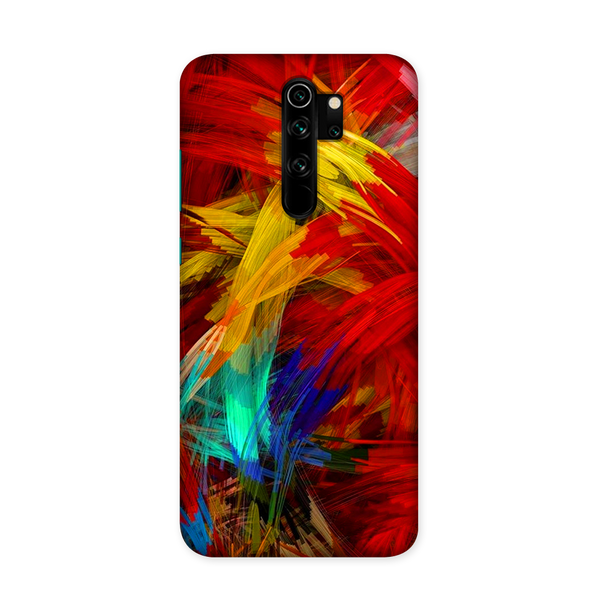 Paint Strokes Case for Redmi Note 8 Pro Pro