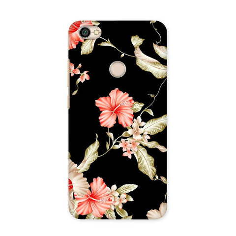 Dark Flower Case for Redmi Y1