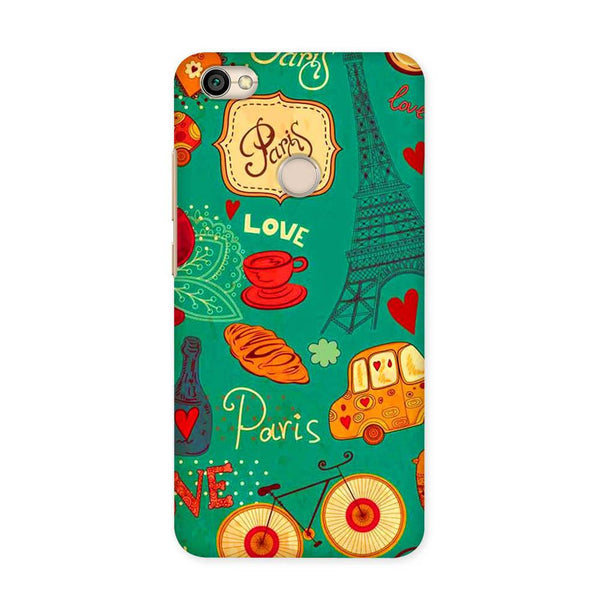 Paris In My Mind Case for Redmi Y1