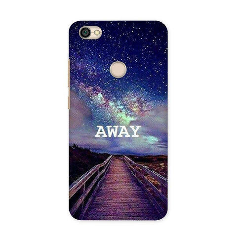 Take Me Away Case for Redmi Y1