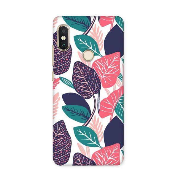 Seminato Leaf Case for Redmi Y1