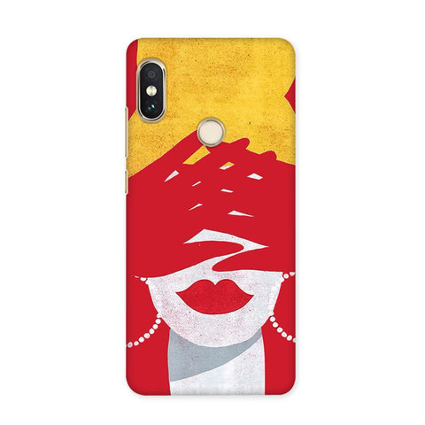 Shy Me Case for Redmi Y1