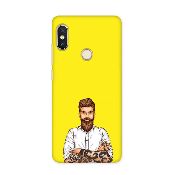 Beardo Cosmo Case for Redmi Y1