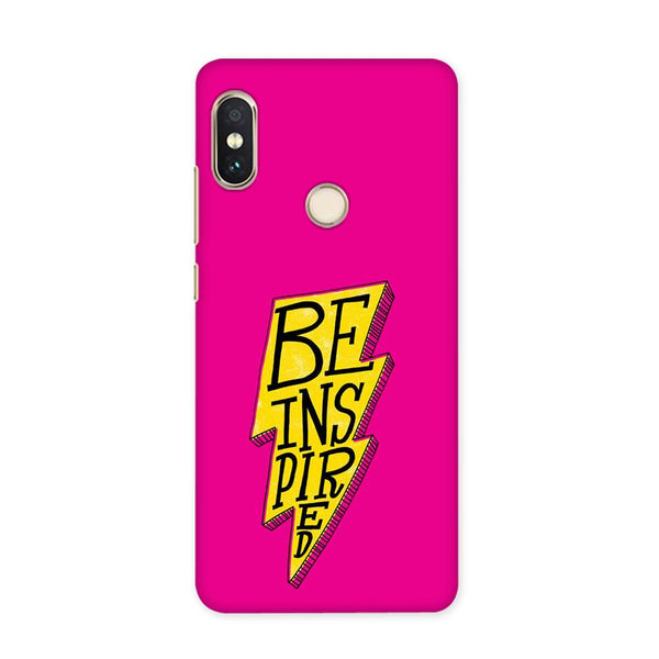 Be Inspired Case for Redmi Y1
