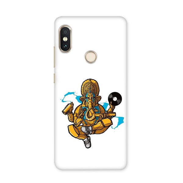Musical Ganesha Case for Redmi Y1