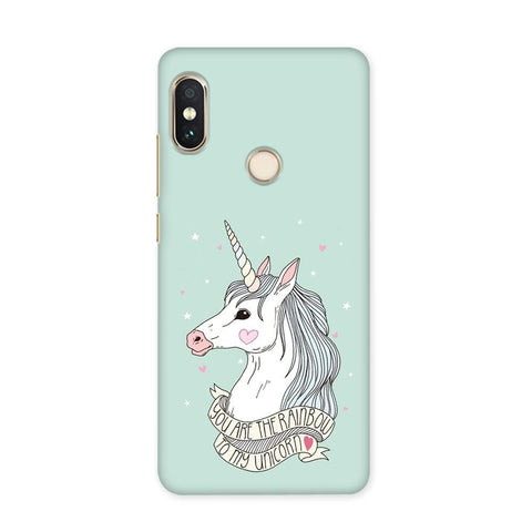 RainBow To Unicorn Case for Redmi Y1