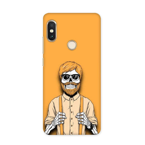 Painted Yellow Case for Redmi Y1