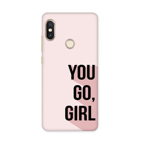 You Go Girl Case for Redmi Y1