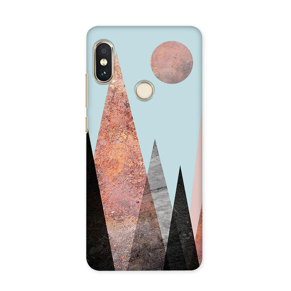 Sebesa Peaks Case for Redmi Y1