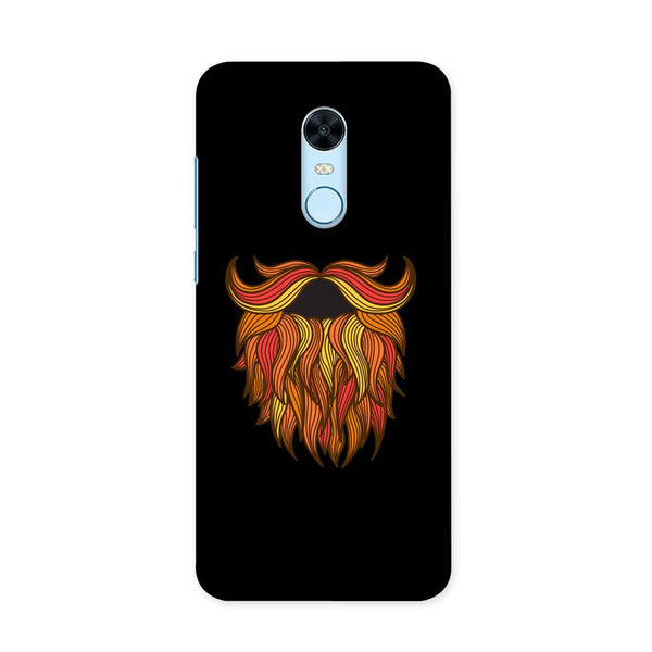 Beard Love Case for Redmi Note 5