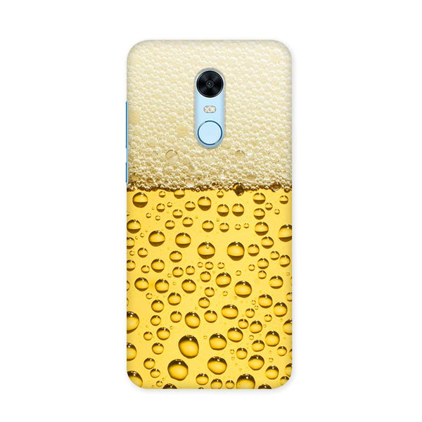 Beer Case for Redmi Note 5