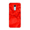Crumpled Red Case for Redmi 5