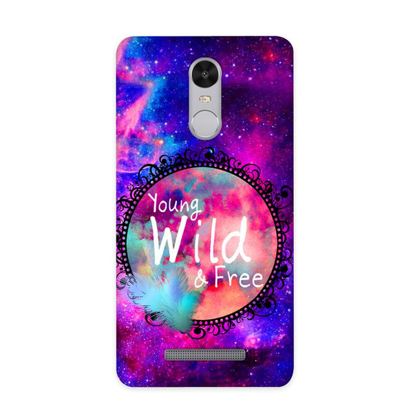 Wild & Free Case for Redmi Note 3