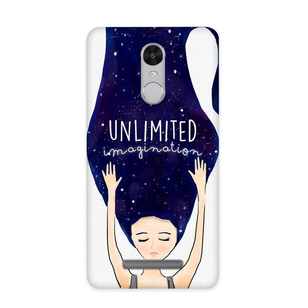 Unlimited Case for Redmi Note 3