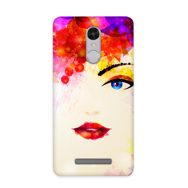 Eyed Case for Redmi Note 3