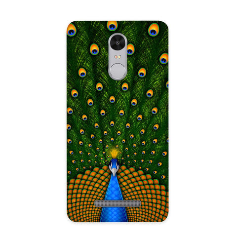 The Peacock Case for Redmi Note 3